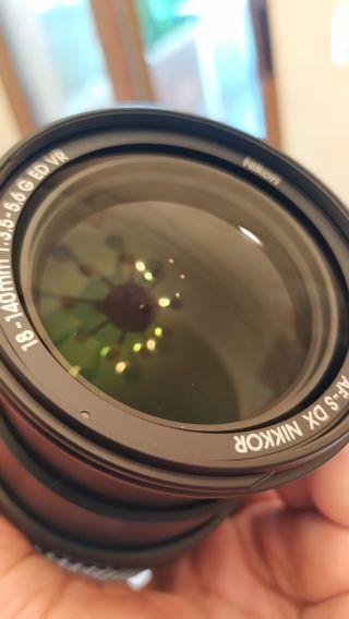 Objetivo para Nikon 18-140 nuevo