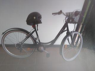 bicicleta de paseo nueva
