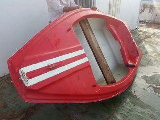 Barco, patera, bote de 3 metros de largo por 1,40