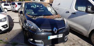 Renault Scenic 2015 Negro Automatico