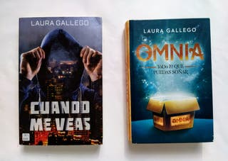 Pack 2 libros Laura Gallego