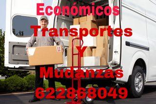 Transportes y mudanzas económicas