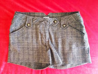 pantalon corto de invierno