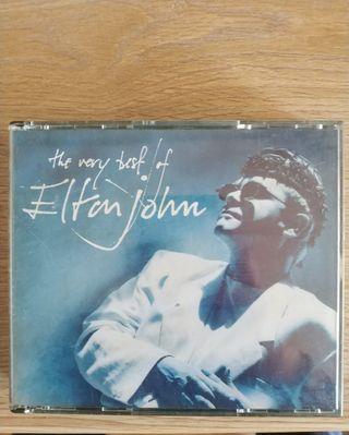 CD2 The very best of Elton John