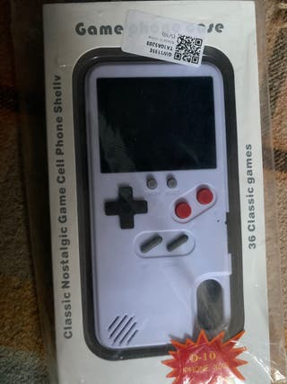 Funda gameboy iphone x/xs
