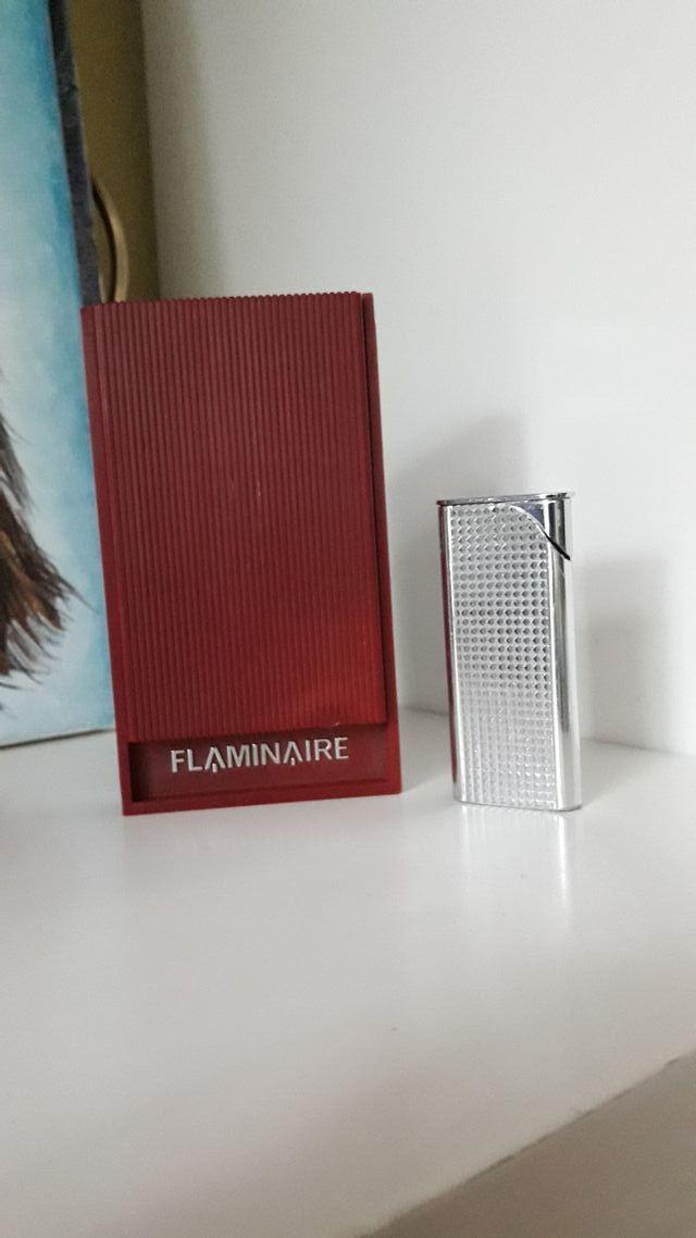 MECHERO FLAMINAIRE- Ideal coleccionistas
