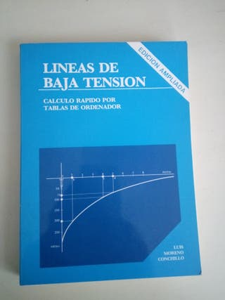 Lineas de Baja Tension. Calculo rapido por tablas