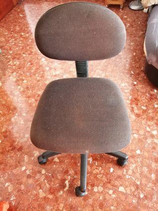 silla para escritorio con ruedas