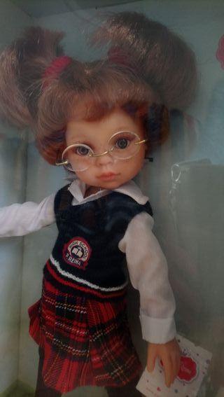 muñeca paola reina