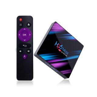 Caja de TV H96MAX Android 9,0