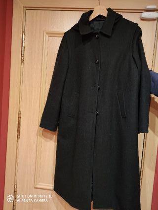 Abrigo colegial tipo Loden. talla 14
