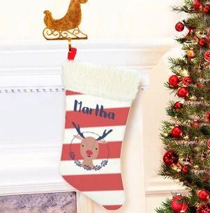 Calcetín navidad