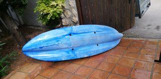 canoa de una persona