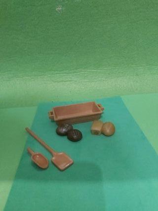Playmobil set panadero