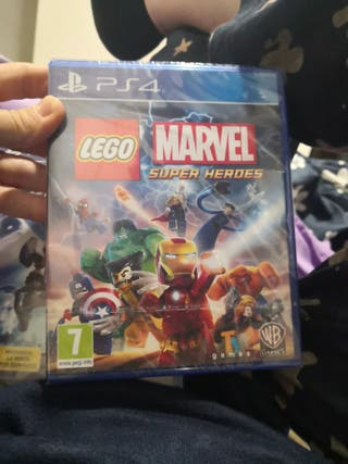 Juegos para Ps4 Lego Marvel y Ratchet Clank