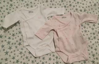Bodys y Pijama bebé