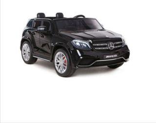 coche eléctrico Mercedes gls63