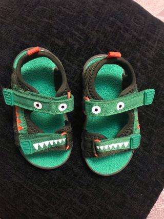 Size 4 next sandals
