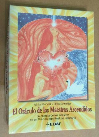 El oráculo de los maestros ascendidos