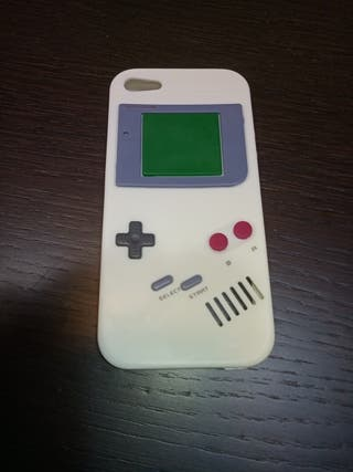 Funda iPhone 5 Game Boy