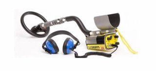 Detector de metales acuático Carrer sea hunter II