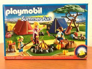 Playmobil, Campamento de verano
