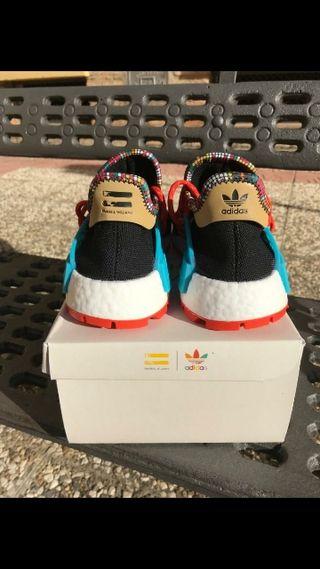 Adidas nmd human RACE x Pharrell Williams