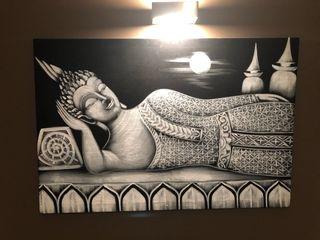 Cuadro Buddha