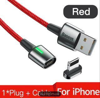 Cable carga para apple