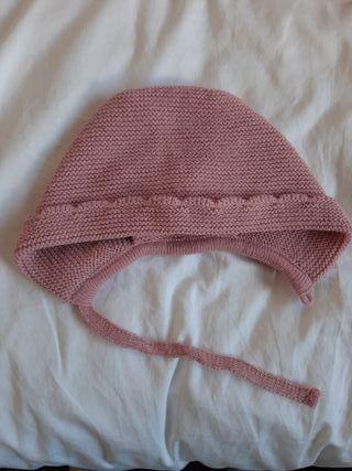 Capota plana rosa