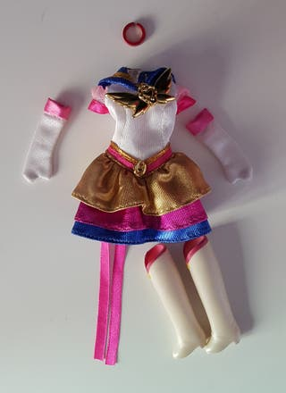 Sailor moon Eternal - Vestido muñeca
