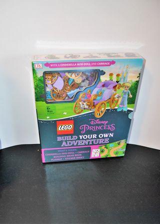 NUEVO Lego Disney princesas Cenicienta