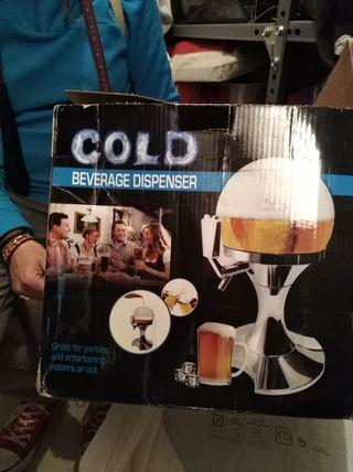 dispensador de cerveza Nuevo sin estrenar