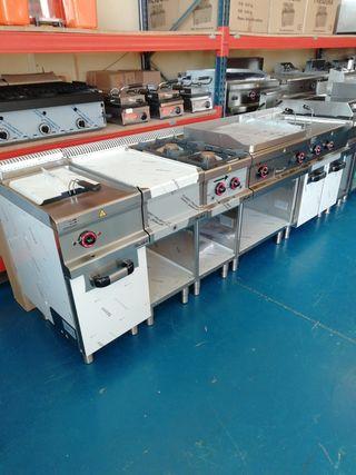 equipos cocina de movilfrit liquidación