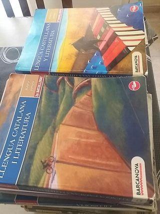 lote de 20 libros de bachillerato humanistico