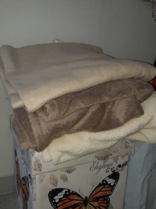 Mantas de sofá