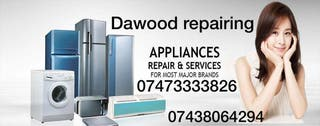We do all kind of fridge freezer repairing
