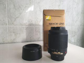 Nikkor (Nikon) 55-200mm f/4-5.6 Estabilizado