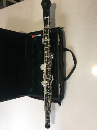 Oboe iniciación Gara. Muy buen estado