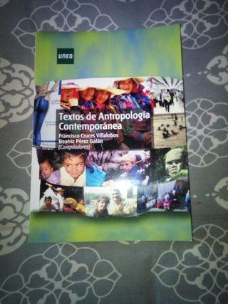 TEXTOS DE ANTROPOLOGÍA CONTEMPORÁNEA (UNED)