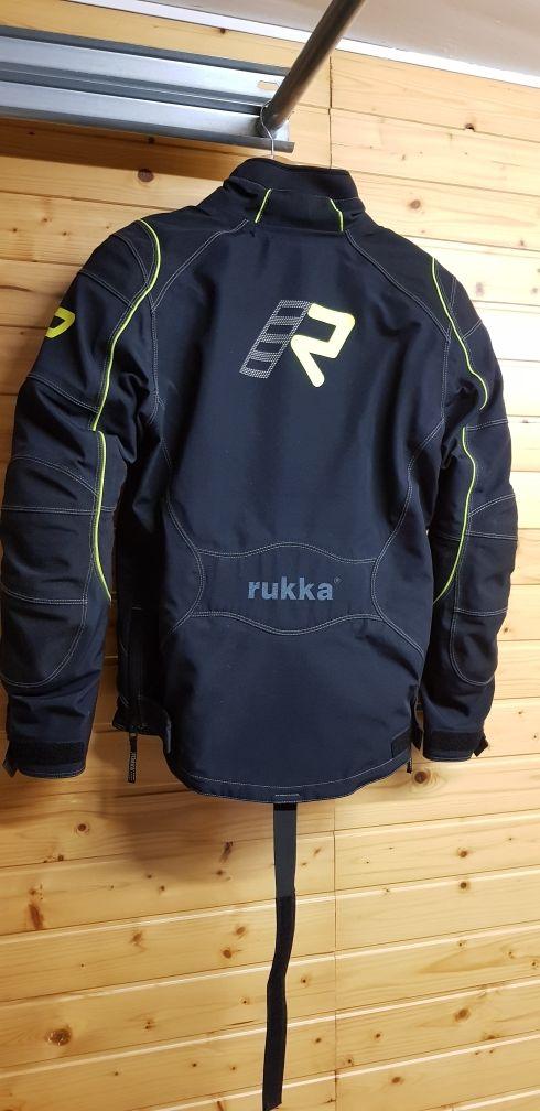 vendo chaqueta moto mujer