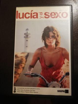Lucía y el sexo VHS
