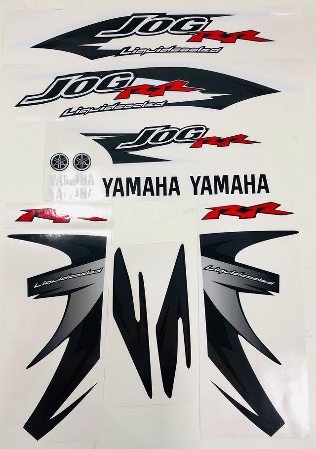 Pegatinas Yamaha Jog Liquidcooled