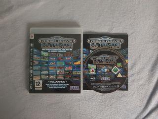 Sega mega drive ps3