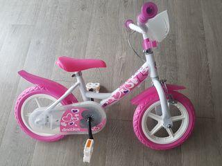 Bicicleta niña Dino Bike