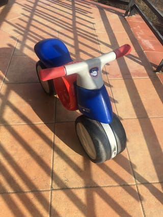 Moto juguete imaginarium