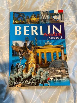 Livre sur la ville de Berlin