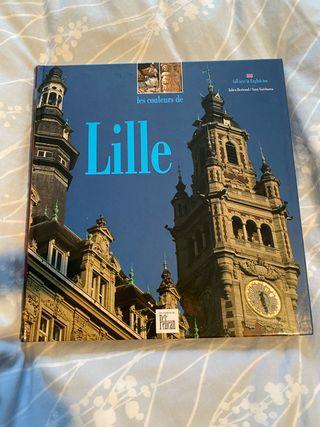 Livre sur la ville de Lille