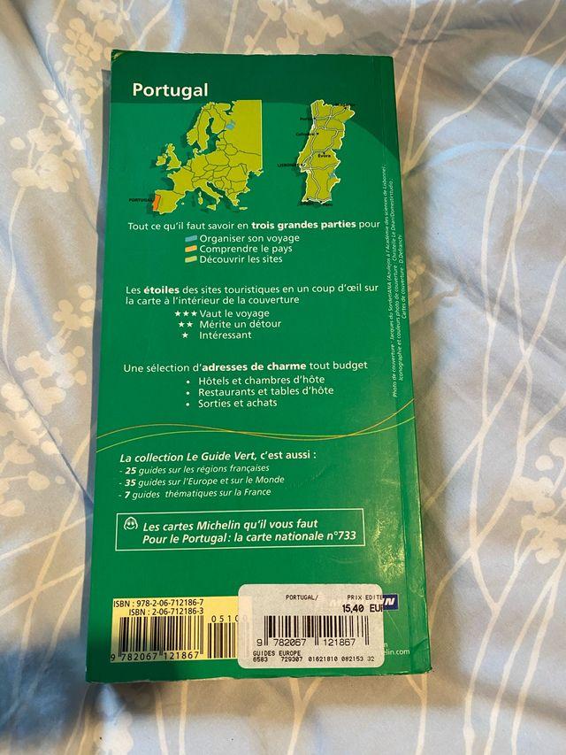 Le guide vert du Portugal