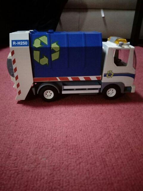 Juguete Playmobil City Action Camión de Reciclaje